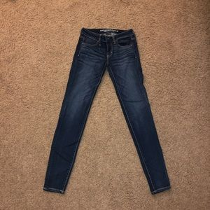 American Eagle jeggings size 2 LONG